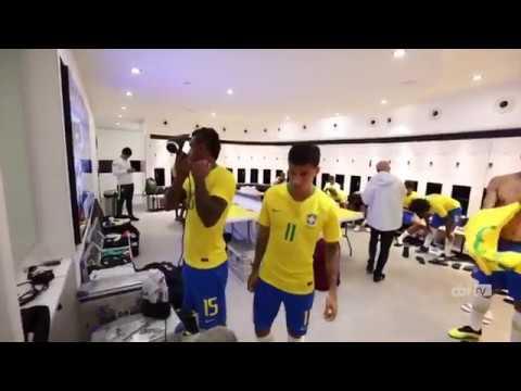 b49b4ebfad SELEÇÃO BRASILEIRA 08 06 2018 - Bastidores da foto oficial da Seleção para  a Copa na Rússia