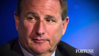 Mark Hurd: From scandal at HP to Oracle co-CEO | Fortune