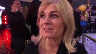 """Pernilla Wahlgren: """"Jag är så rörd"""""""