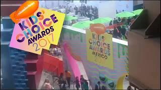 KIDS' CHOICE AWARDS MEXICO 2017 l KCA MEXICO l FIFTH HARMONY l DANNA PAOLA l LOS RULES