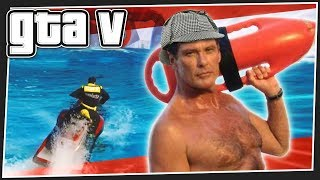 BAYWATCH NIGHTS | GTA 5 Online