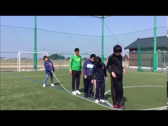 運動の様子「大縄跳び」|すくすくスクール|石川県加賀市|放課後等デイサービス