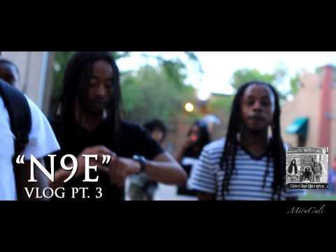 "#N9E VLOG #3   Tour of Nutty 9th Newark,NJ x ""Brick City Takeover"" (Mixtape Promo)"