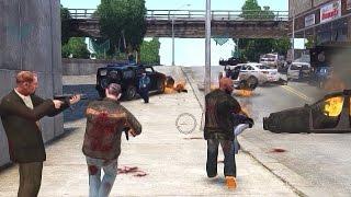 GTA 4 - War with Police