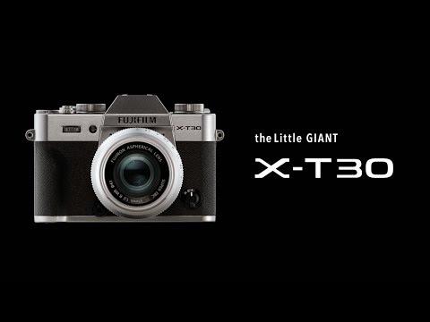 Fujifilm's X-T30 is a smaller, cheaper version of the