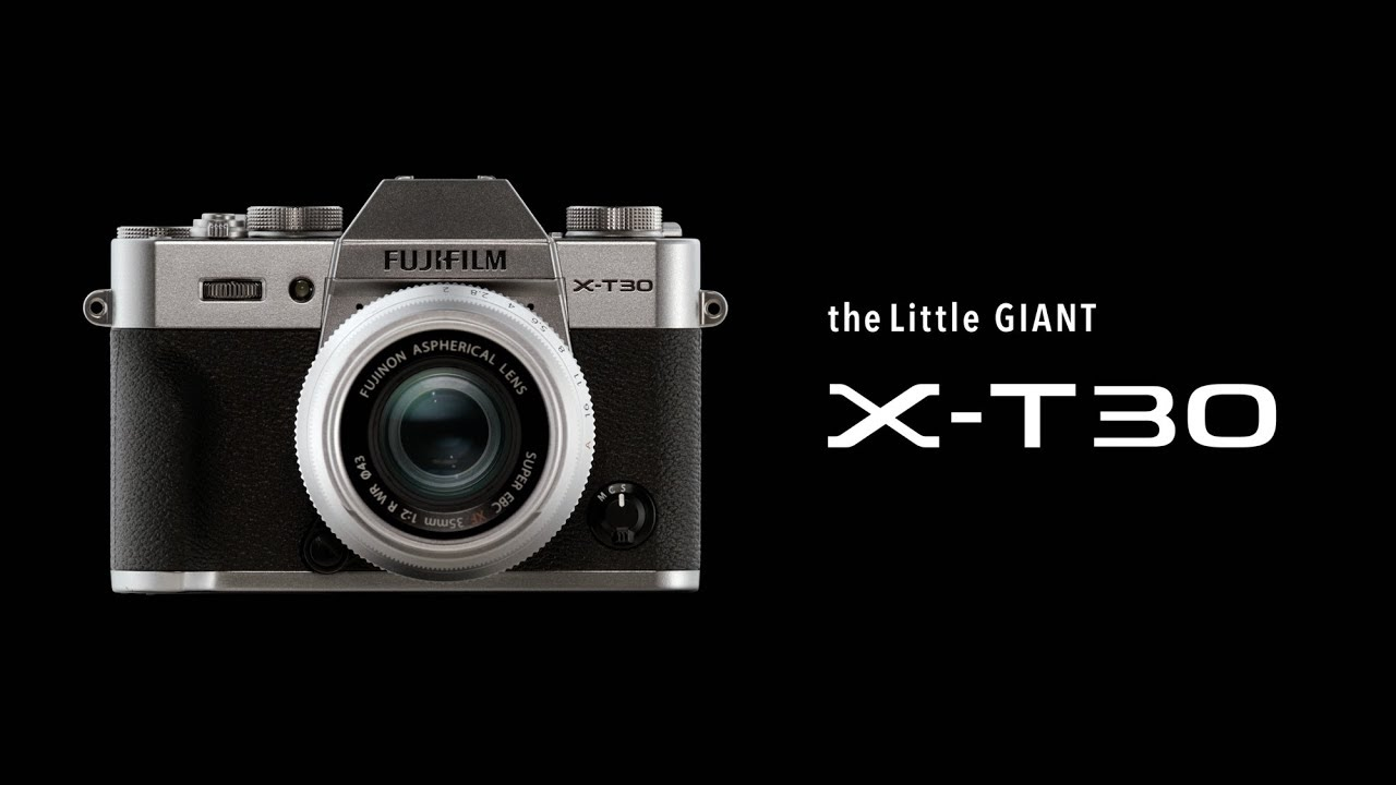 Fujifilm's X-T30 shrinks the X-T3 in size and price