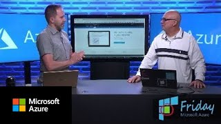 Azure Friday | Azure Notebooks