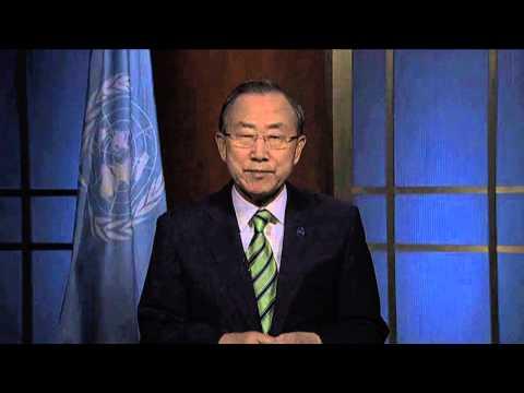 My Dream. United Nations Secretary-General Ban Ki-moon