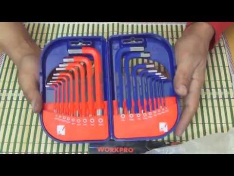 видео: Шестигранники метрические и дюймовые