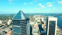 Downtown Jacksonville City Florida