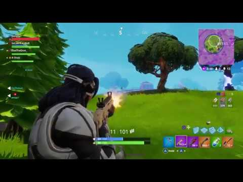 Fortnite Squad Moments: WE GOT A DUB, 14 kills!