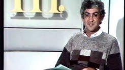 Nord3 25.09.1982 Programmansage Denes Törzs