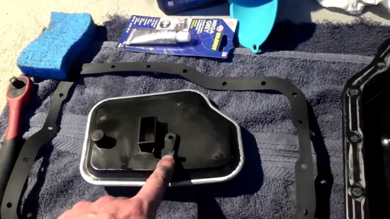 Ford Focus Transmission Flush