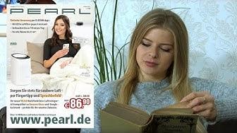 """Die Neuheiten aus dem kommenden PEARL-Katalog """"Winter-2019"""""""