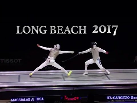 LONG BEACH '17 - Men's Foil - FINALS' HIGHLIGHTS
