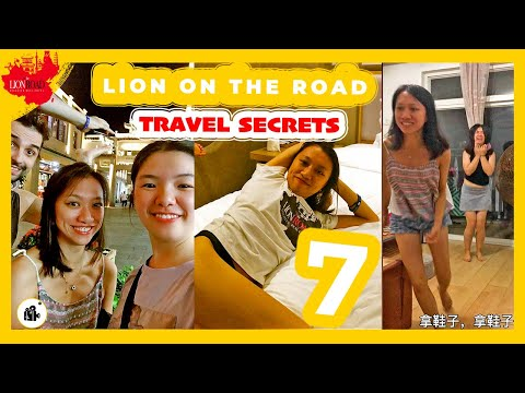Living&travel with 2 Chinese girls | Travel secrets 7 | Travel in China