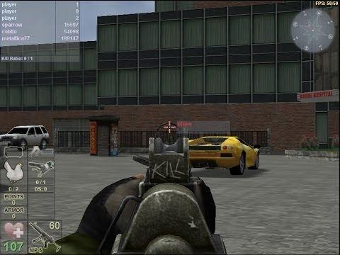 Global Strike - Free 3D FPS Game