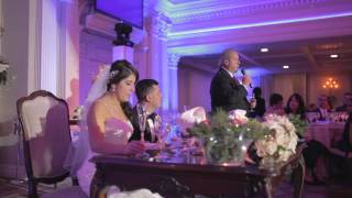 Bayona Wedding Film 11.29.14 Park Savoy Florham Park, NJ - Breathe Artistic