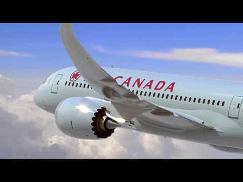 Born To Fly: Discover Air Canada's 787 Boeing