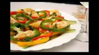 Простые салаты из сладкого перца