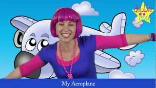 For Children. The Transport Song & My Aeroplane - Action Songs. Debbie Doo!