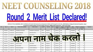 Neet State Links To Apply Counselling