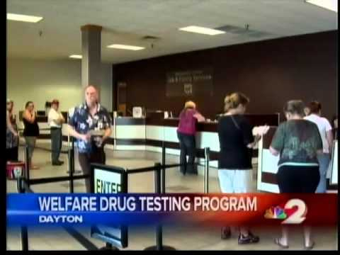 """should wefare recipients be drug tested Dole recipients will be drug tested, forced to spend more time looking for work, and have their welfare cut after a """"three-strike"""" demerit point system in a tough, new stance on welfare recipients unveiled in the budget."""