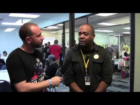 NerdyForLifeTV Interviews Artist Matthew Sutton @ Florida Supercon