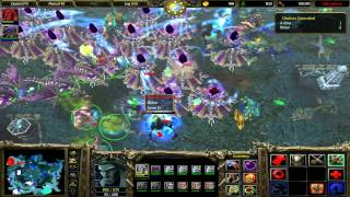 Warcraft 3 FT Hard Undead 8 - A Symphony of Frost & Flame