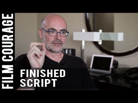 3 Things New Screenwriters Should Do With Their Finished Screenplay by Karl Iglesias