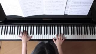 2016年2月28日 録画、 使用楽譜;ぷりんと楽譜・上級.