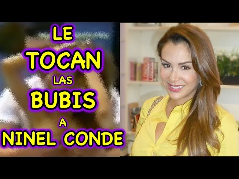 Jose Manuel LE TOCA LAS BUBIS  a Ninel Conde en BIG BROTHER