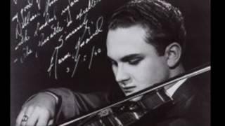Henri Vieuxtemps Duo Brilliante in A Major, Op  39 for violin, cello and orchestra (LIVE)
