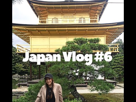 HomeStay Part 4- Trip to Kyoto & Karaoke