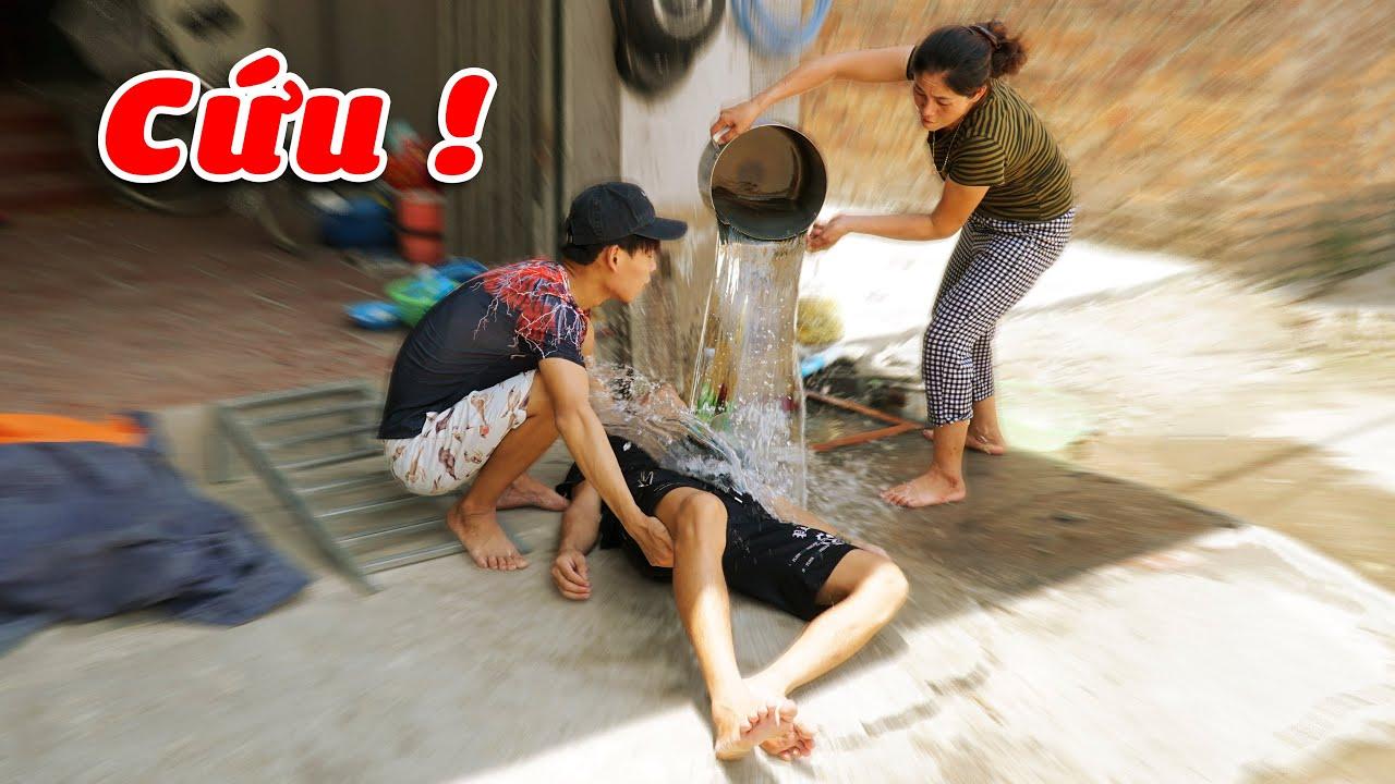 Giả Vờ Say Nắng Thử Lòng Mẹ @Ninh TV | Sun Stroke Prank Mom | 4K