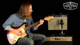 1959 Fender Jazzmaster Tone Review and Demo