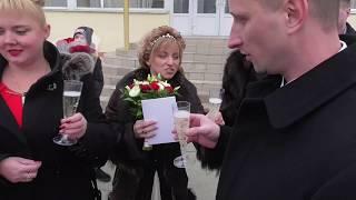 Выкуп Невесты. Роспись. Свадьба Ярослава и Анны.