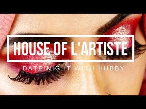 Date Night Makeup Tutorial ¦ House Of L'Artiste
