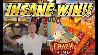 Slotspinner Crazy Time