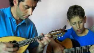 Sommatino (mandolino e chitarra)Tarantella del 600