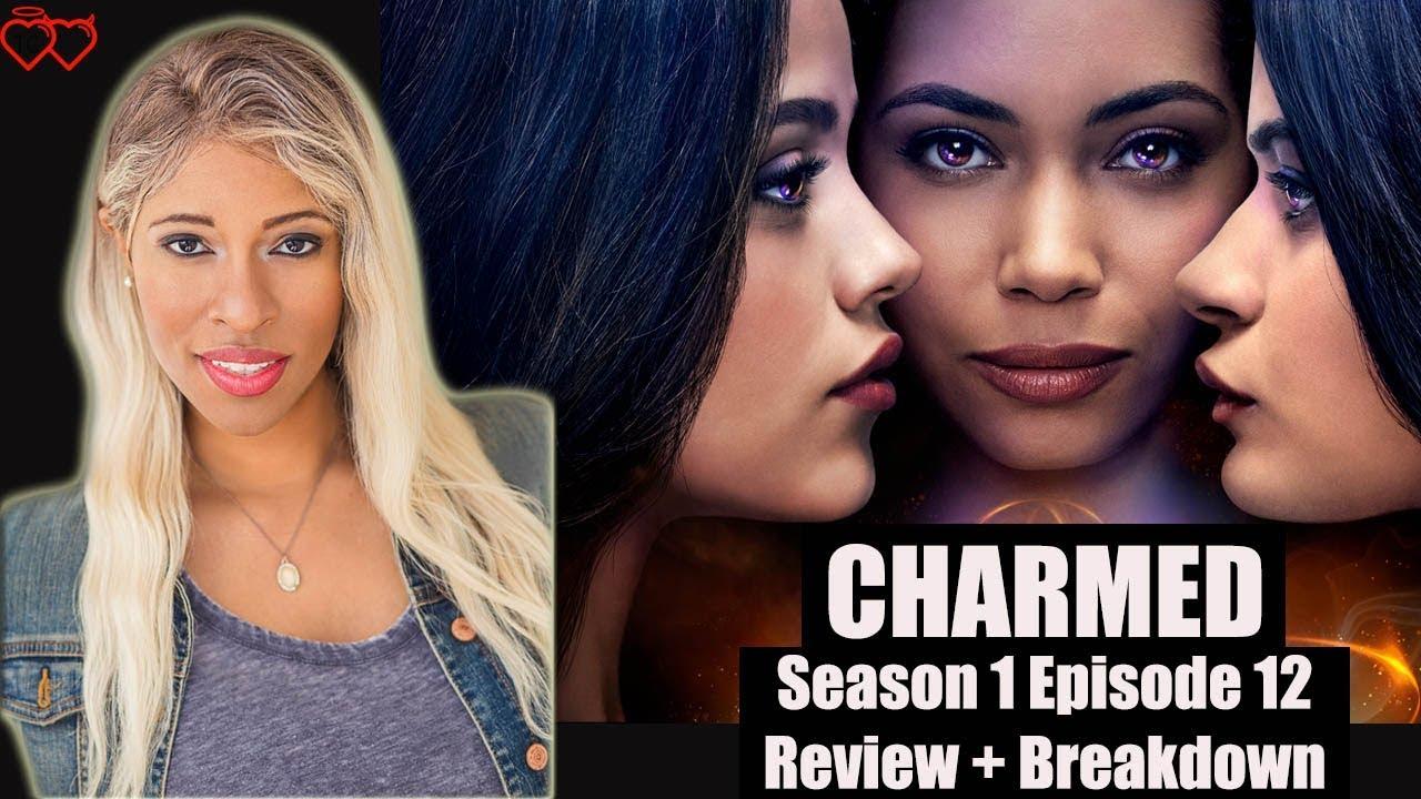 CHARMED Season 1 Episode 12 - Reaction + Review + Ship Talk