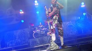 Five Finger Death Punch Live Pit Row1 Bad Company