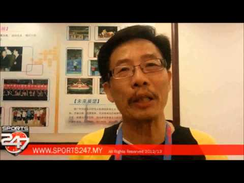 Interview with team manager Tony Tan