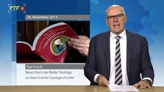Buchvorstellung von Walter Röhm in Bad Urach