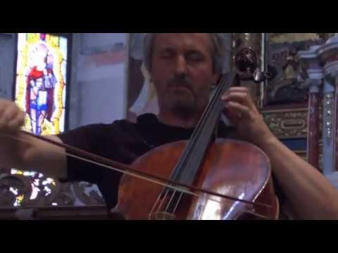 Mario Brunello - Suite n.6 per violoncello solo di J.S.Bach