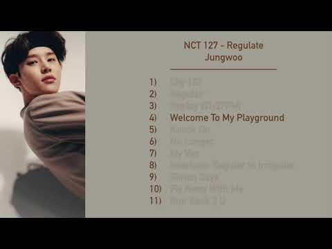 NCT 127 - Regulate - Jungwoo Cut