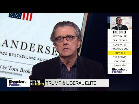 Kurt Andersen on Trump's Contempt of the Liberal Elite
