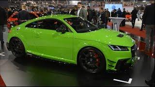 Audi TTRS - Vienna Autoshow 2019