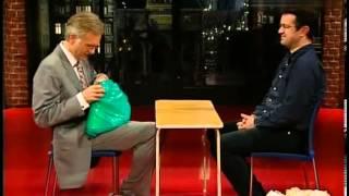 Harald Schmidt Show - Essen im Zug Teil 1/2
