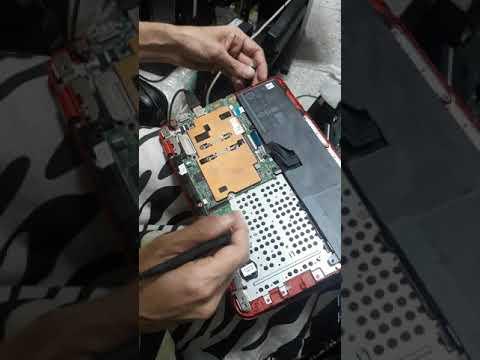 How fix Dell inspiron P24T No Power Problem Part 4